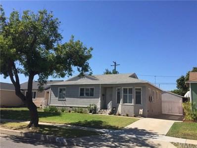 4707 Maybank Avenue, Lakewood, CA 90712 - MLS#: RS17228006