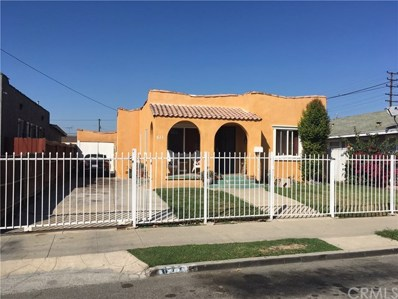 611 N Pearl Avenue, Compton, CA 90221 - MLS#: RS17229422