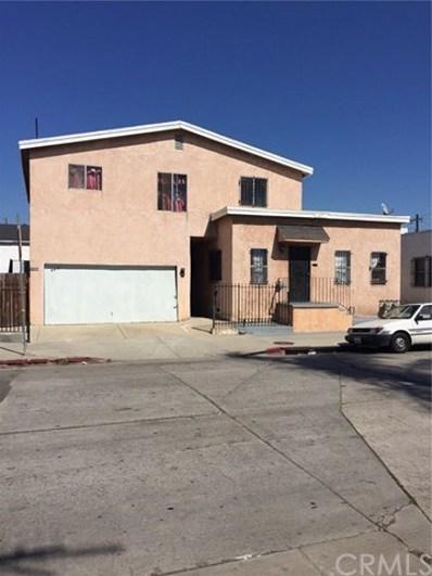 307 E 81 Street, Los Angeles, CA 90003 - MLS#: RS17232832