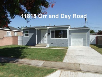 11818 Orr And Day Road, Norwalk, CA 90650 - MLS#: RS17235525