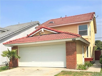228 S Sherer Place, Compton, CA 90220 - MLS#: RS17236002