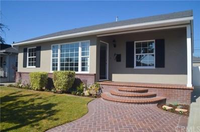 6033 Yearling Street, Lakewood, CA 90713 - MLS#: RS17240338