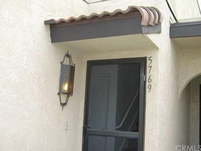 5769 Laguna Way UNIT 50, Cypress, CA 90630 - MLS#: RS17241801