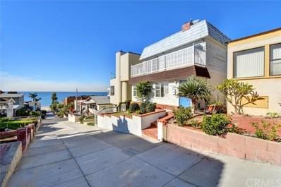225 25th Street, Manhattan Beach, CA 90266 - MLS#: RS17244016