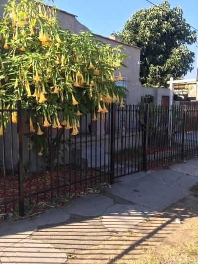 4411 Towne Avenue, Los Angeles, CA 90011 - MLS#: RS17253251