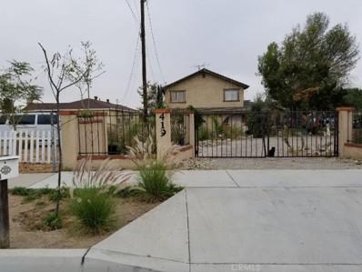 419 W Merrill Avenue, Rialto, CA 92376 - MLS#: RS17255223