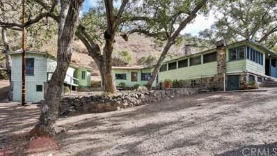 15002 Wildcat Canyon Road, Silverado Canyon, CA 92676 - MLS#: RS17256891