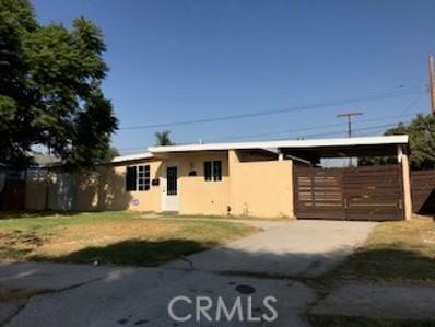10511 Spry Street, Norwalk, CA 90650 - MLS#: RS17260271