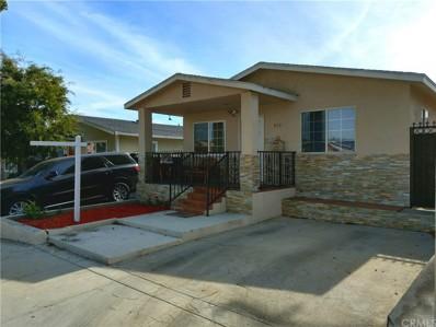 973 W 23rd Street, San Pedro, CA 90731 - MLS#: RS17260491