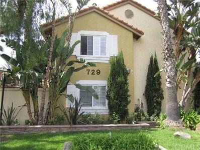 729 S Knott Avenue UNIT 227, Anaheim, CA 92804 - MLS#: RS17261166
