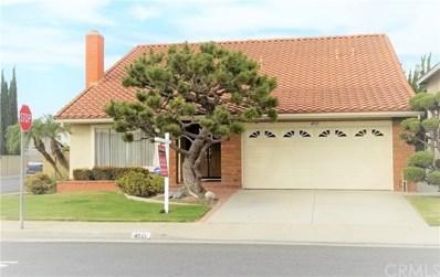 4921 Borrego Drive, La Palma, CA 90623 - MLS#: RS17267991
