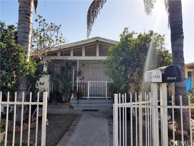 1460 W 56th Street, Los Angeles, CA 90062 - MLS#: RS17267993