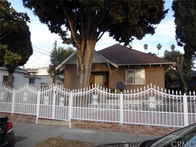 4416 Crocker Street, Los Angeles, CA 90011 - MLS#: RS17270059