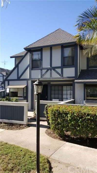 3084 W Cheryllyn Lane UNIT 55, Anaheim, CA 92804 - MLS#: RS17272901