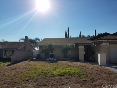 9647 Hamilton Street, Rancho Cucamonga, CA 91701 - MLS#: RS17277625