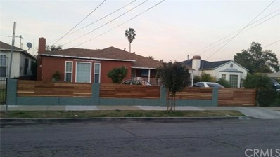1149 W 109th Place, Los Angeles, CA 90044 - MLS#: RS18006557