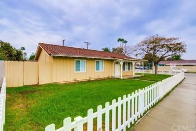 1274 W Claredge Drive, Anaheim, CA 92801 - MLS#: RS18007000