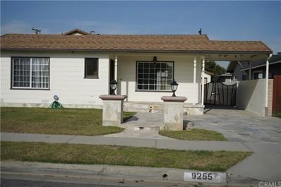 9255 Ives Street, Bellflower, CA 90706 - MLS#: RS18011678