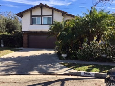 20102 Paseo Granada, Cerritos, CA 90703 - MLS#: RS18019587