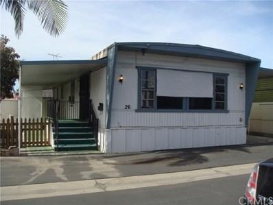 12147 Lakeland Road UNIT 26, Santa Fe Springs, CA 90670 - MLS#: RS18019983