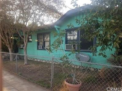 809 N Eleanor Street, Pomona, CA 91767 - MLS#: RS18021382