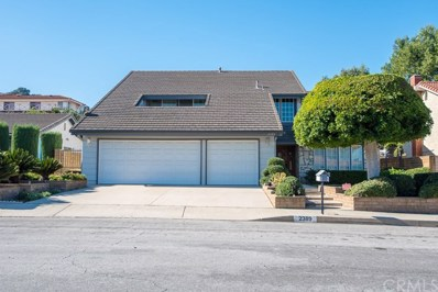 2389 Mountain Brook Drive, Hacienda Hts, CA 91745 - MLS#: RS18024401
