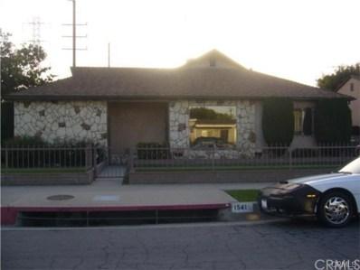 1541 S Burris, Compton, CA 90221 - MLS#: RS18024523