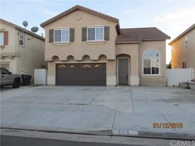 259 Avenida San Miguel, Perris, CA 92571 - MLS#: RS18028849