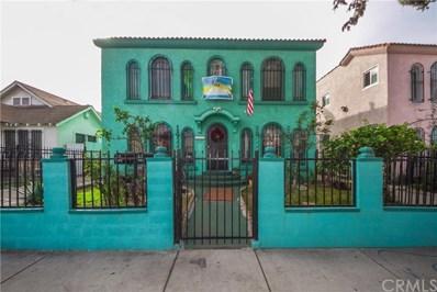 1230 W 56th Street, Los Angeles, CA 90037 - MLS#: RS18034976