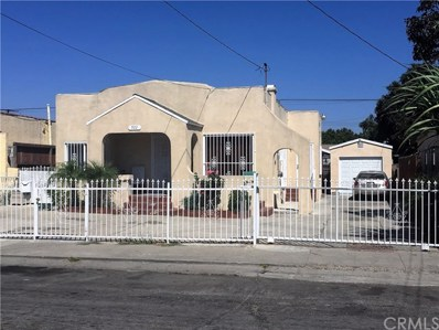 922 N Pearl Avenue, Compton, CA 90221 - MLS#: RS18036429