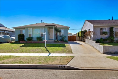 5834 Dashwood Street, Lakewood, CA 90713 - MLS#: RS18037595