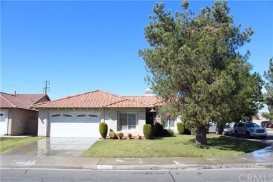 25534 Lurin Avenue, Moreno Valley, CA 92551 - MLS#: RS18039355