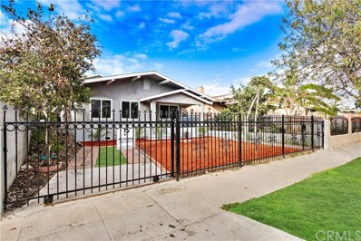 1345 W 51st Place, Los Angeles, CA 90037 - MLS#: RS18051555