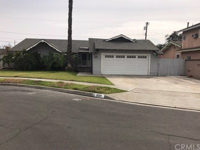 2124 W Valley Place, Anaheim, CA 92804 - MLS#: RS18059680