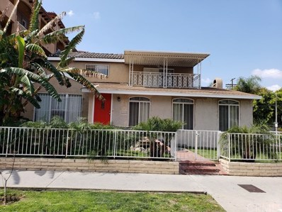 951 S Wilton Place, Los Angeles, CA 90019 - MLS#: RS18068426
