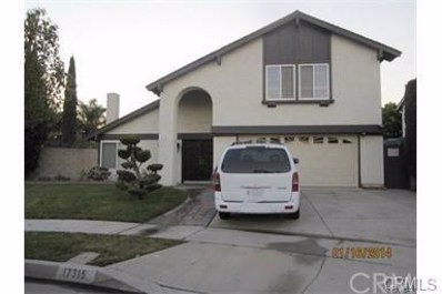 17315 Alexandra Circle, Cerritos, CA 90703 - MLS#: RS18071204