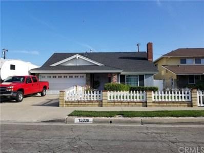 15336 Saranac Drive, Whittier, CA 90604 - MLS#: RS18090650