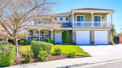45144 Sagewind Court, Temecula, CA 92592 - MLS#: RS18094008