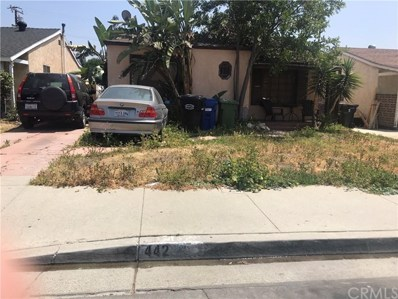 442 S Vancouver Avenue, Los Angeles, CA 90022 - MLS#: RS18099472