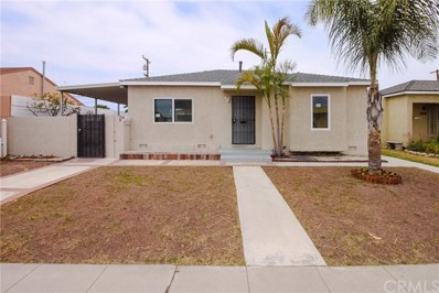 15417 Van Ness Avenue, Gardena, CA 90249 - MLS#: RS18110284