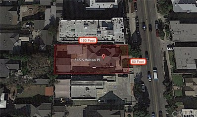 845 S Wilton Place, Los Angeles, CA 90005 - MLS#: RS18117566