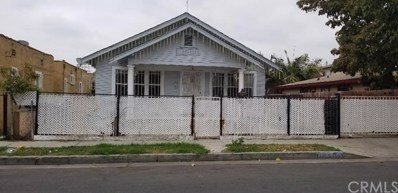 1163 W 38th Street, Los Angeles, CA 90037 - MLS#: RS18122476