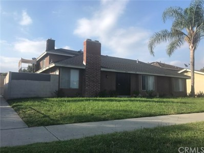 2543 E Park Lane, Anaheim, CA 92806 - MLS#: RS18125032