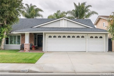 8201 Regency Street, La Palma, CA 90623 - MLS#: RS18128036