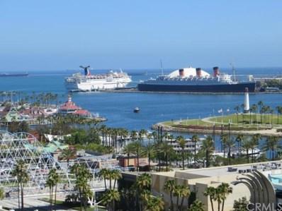 411 W Seaside Way UNIT 1503, Long Beach, CA 90802 - MLS#: RS18134112