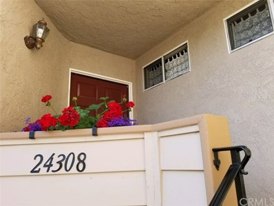 24308 Sage Court UNIT 183, Laguna Hills, CA 92653 - MLS#: RS18148237