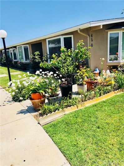 1261 Knollwood Road UNIT 45 G, Seal Beach, CA 90740 - MLS#: RS18153161