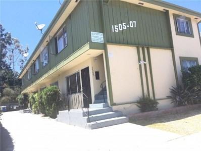 1505 S Cochran Avenue, Los Angeles, CA 90019 - MLS#: RS18154282