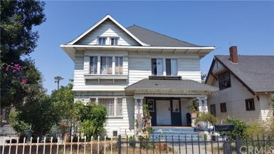 2639 S Budlong Avenue, Los Angeles, CA 90007 - MLS#: RS18160426