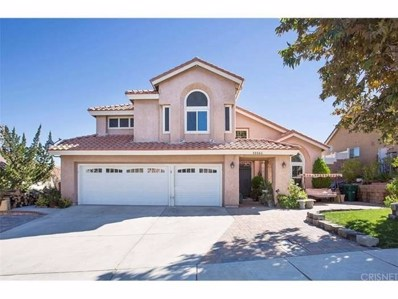 38660 Highmeadow Drive, Palmdale, CA 93551 - MLS#: RS18161122